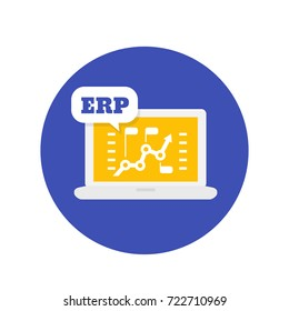 ERP software icon