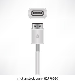 eSATA plug & socket