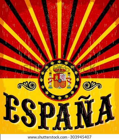 Spain Vintage