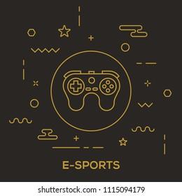 E-Sports Icon Concept