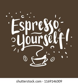 Espresso Quotes Hd Stock Images Shutterstock