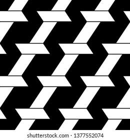 Ethnic ornament.Tribal wallpaper. Mosaics backdrop. Hexagons, quadrangles motif. Folk image. Polygons background. Geometric figures pattern. Digital paper, web design, textile print. Seamless vector.