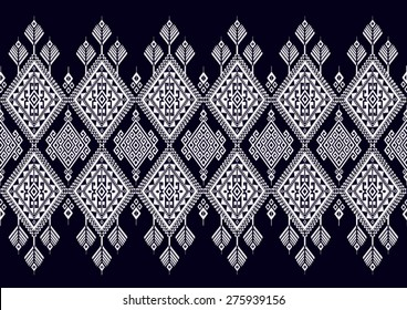 Ethnic pattern for background.