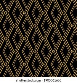 Ethnic seamless pattern. Chevrons, curves, checks, squares, tiles, rhombuses, diamonds ornament. Ethnical mosaic. Vector, Fabric categories. Digital textile print