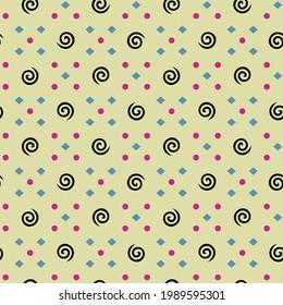 Ethnic seamless pattern. Chevrons, curves, checks, squares, tiles, diamonds ornament. Ethnical mosaic. Vector, Fabric categories. Digital textile print