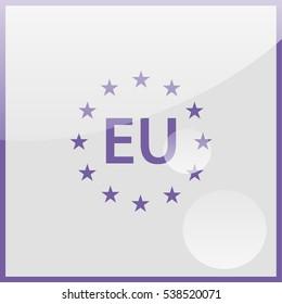EU pictogram.