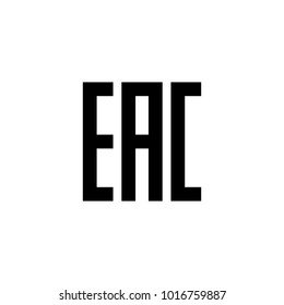 Eurasian Conformity, EAC is a certification mark to indicate that the products conform to all technical regulations of the Eurasian Customs Union.