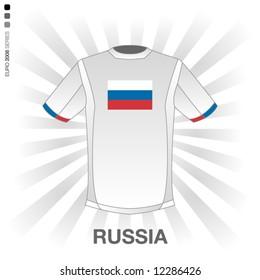 EURO 2008 SERIES - RUSSIA