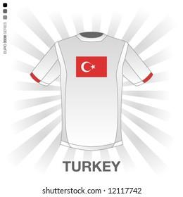 EURO 2008 SERIES - TURKEY