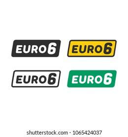 Euro 6 symbol