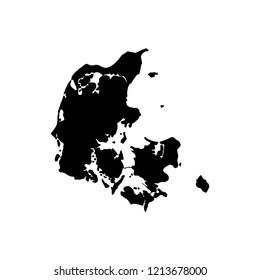 Euro Maps Denmark