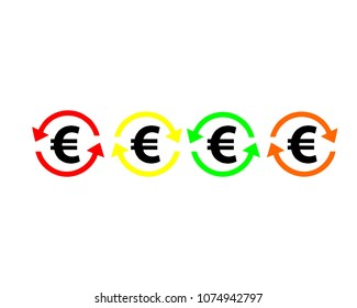 Euro Money Currency Illustration