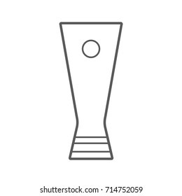 uefa europa league cup stock illustrations images vectors shutterstock https www shutterstock com image vector europa league trophy 714752059