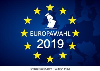 Europawahl 2019. Wahlen zum Europäischen Parlament
