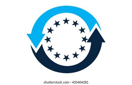 Import Export Logo Images, Stock Photos & Vectors   Shutterstock