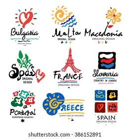 Logos Of Spain Images Stock Photos Vectors Shutterstock