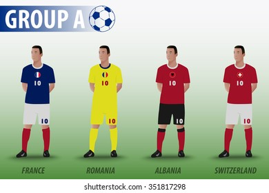 European Football Group A