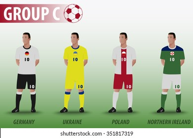 European Football Group C