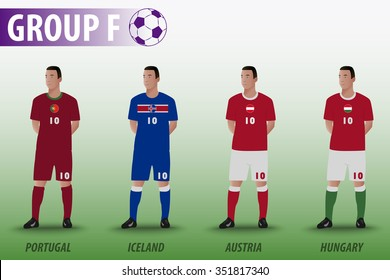 European Football Group F