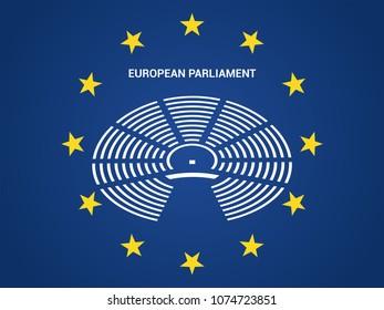 European Parliament in the European Union Flag of the European Union