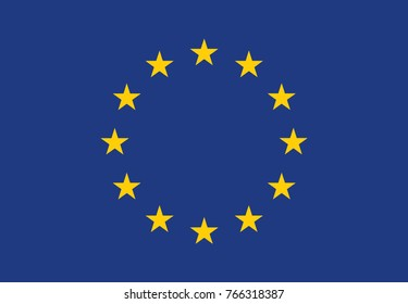 European Union flag EU