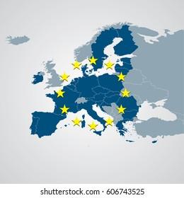European Union without United Kingdom