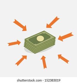 Everyone needs money