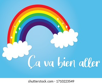 Everything will be OK rainbow french version