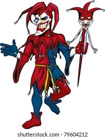 Evil Court Jester