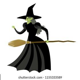 evil wicked witch