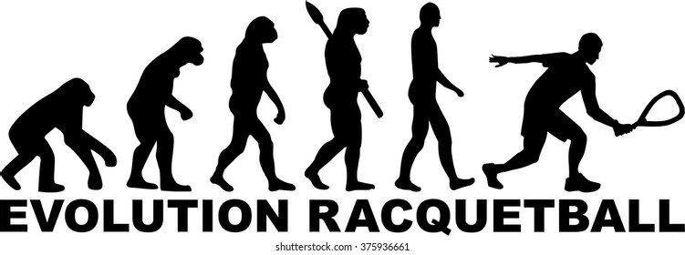 Evolution Racquetball