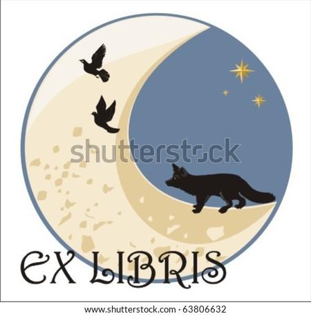 Vetor stock de Ex Libris Fox (livre de direitos) 63806632 - Shutterstock bcf8f1ee2c