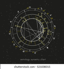 Synastry Images, Stock Photos & Vectors | Shutterstock