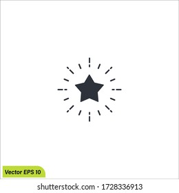 excellence icon illustration. excellence concept symbol design. logo template Can be used for web and mobile. vector eps 10