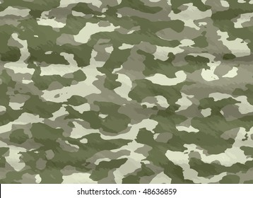 excellent background vector illustration of disruptive  camouflage material