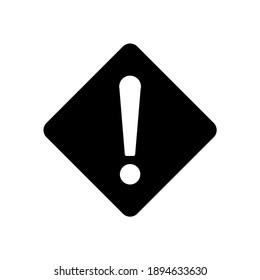 Exclamation, Attention Sign Icon Vector