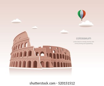 Exclusive,Travel, Colosseum, Rome