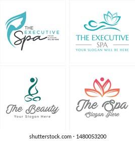 Ilustraciones, imágenes y vectores de stock sobre Beauty Spa