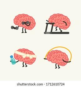 Exercise brain exercise for brain development
