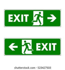 exit logo images stock photos vectors shutterstock rh shutterstock com exit loop python exit loop python