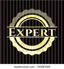 Expert shiny badge