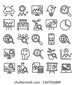 Explore and Analysis Isolated Vector icon which can easily modify or edit