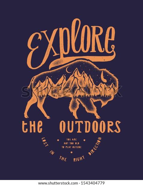 explore-outdoors-vintage-typography-hiki