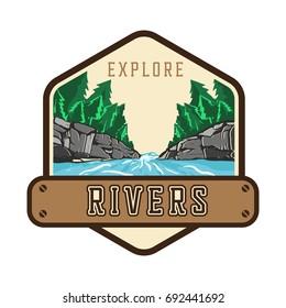 Explore River