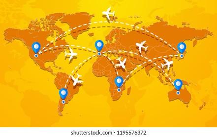 Explore travel the world