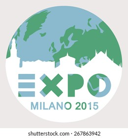 Expo label.