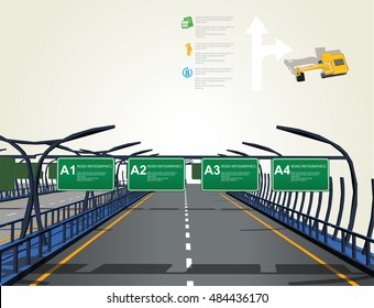 Expressway flat 3d