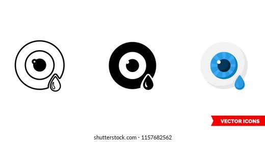 conjunctivitis eye stock vectors  images  u0026 vector art