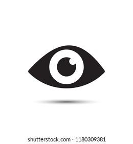 Eye icon - vector