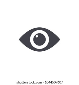 eye icon vector EPS10